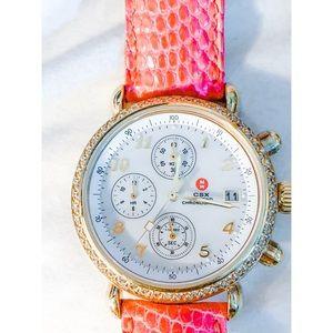 MICHELE CSX Diamond Watch BNWOT